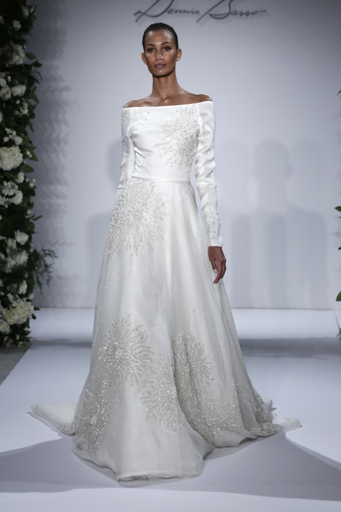 Dennis Basso for Kleinfeld - Bridal Fall 2015